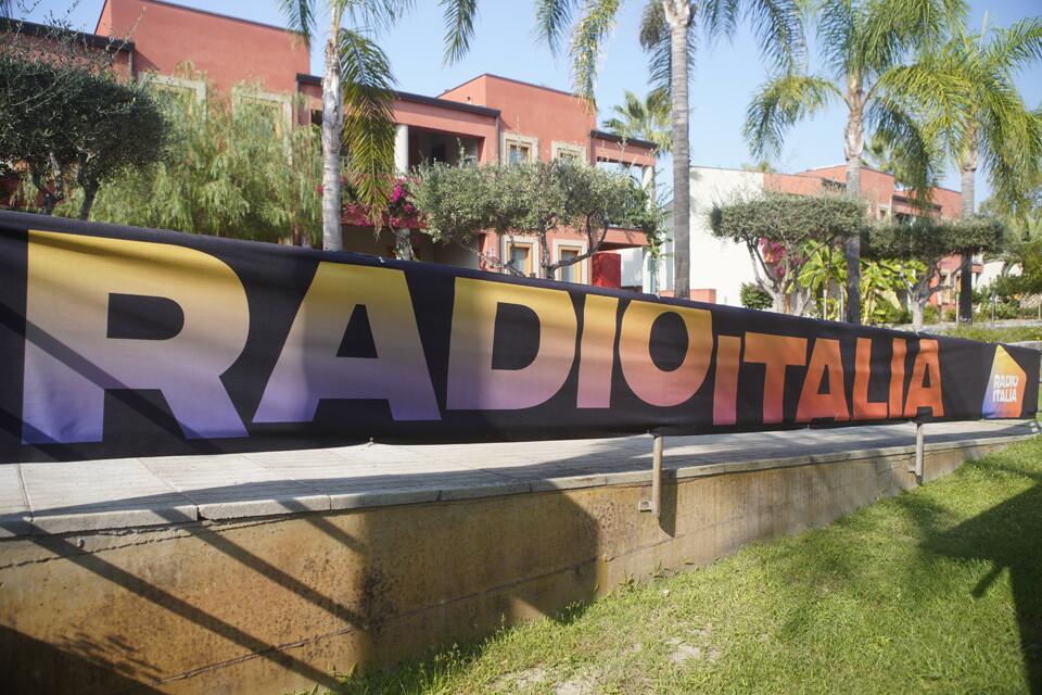 RADIO ITALIA AL BRAVO CLUB BAIA DI TINDARI