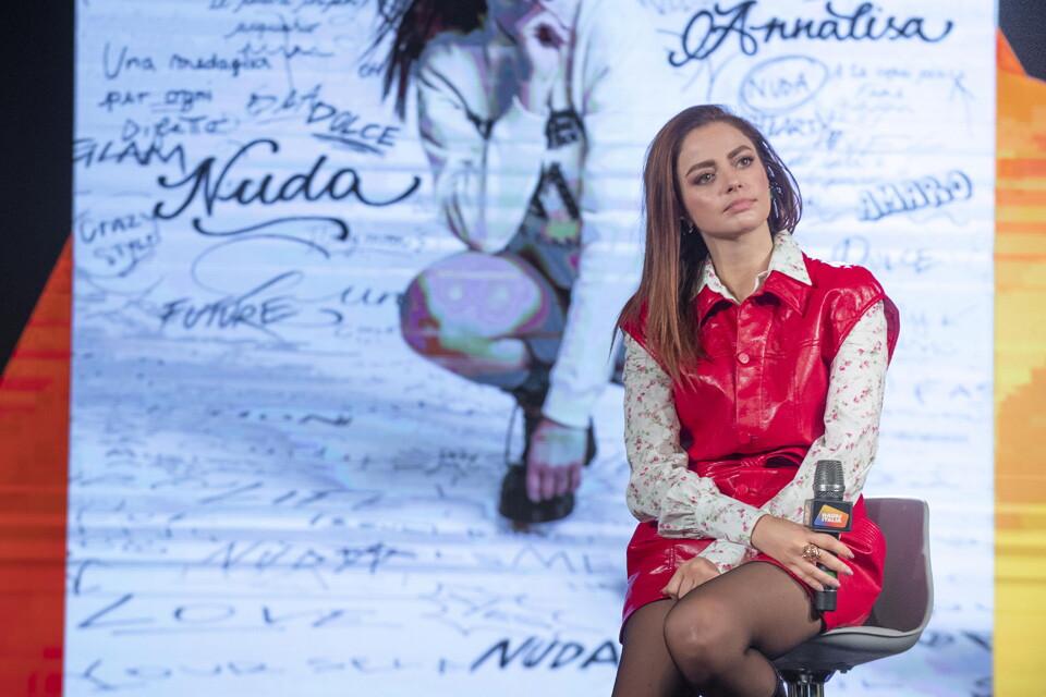 INTERVISTA AD ANNALISA (06/10/2020)