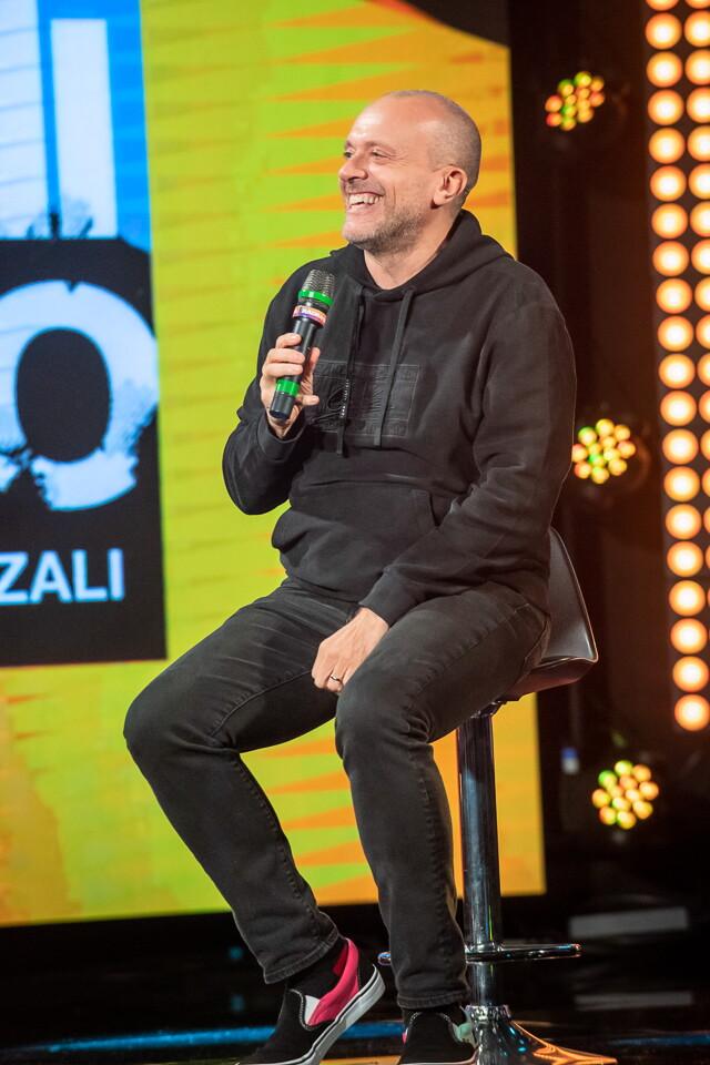 INTERVISTA A MAX PEZZALI (30/10/2020)