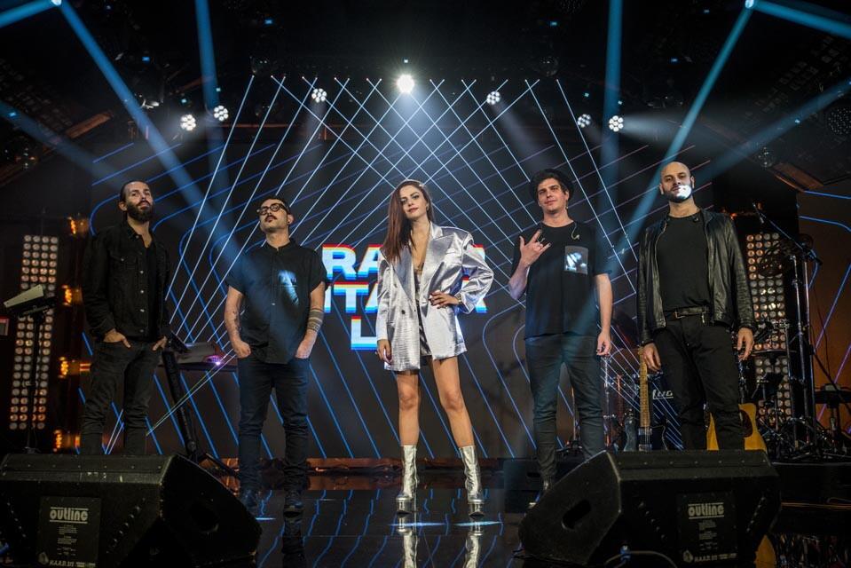 ANNALISA A RADIO ITALIA LIVE (27/11/2020)