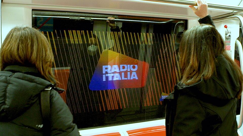 RADIO ITALIA - TUNNEL MOTION