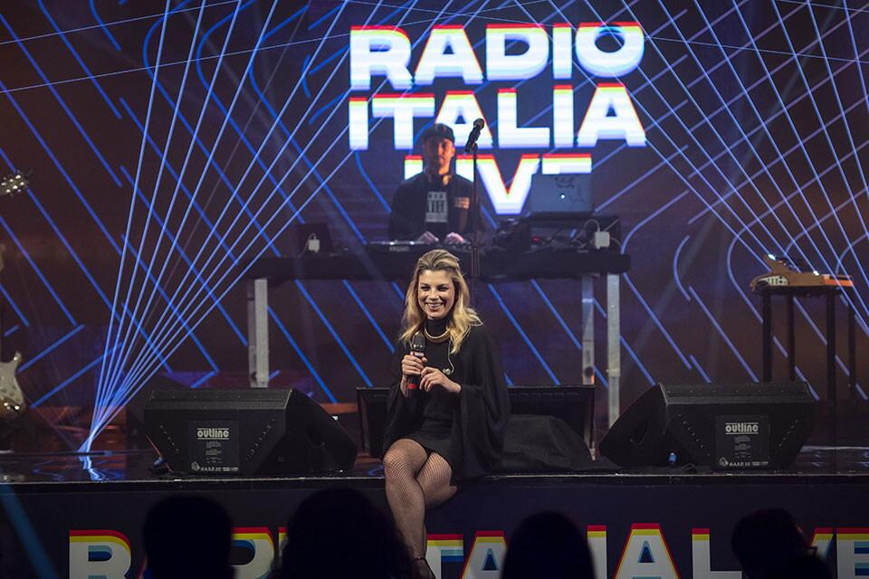 EMMA A RADIO ITALIA LIVE (19/02/2021)