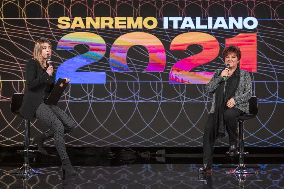 ORIETTA BERTI (Sanremo Italiano 2021)