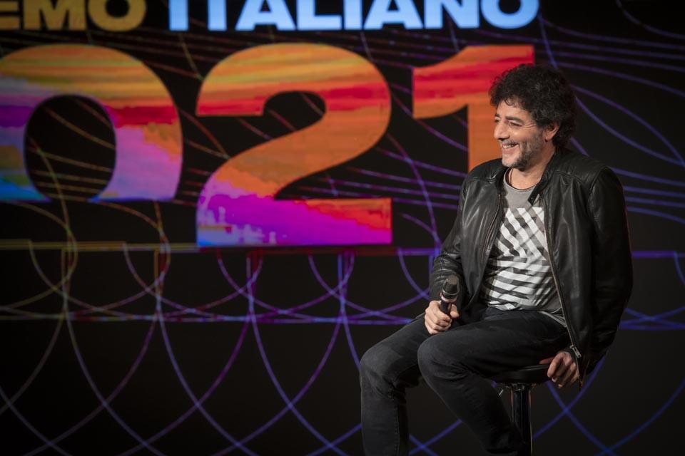 MAX GAZZE' (Sanremo Italiano 2021)