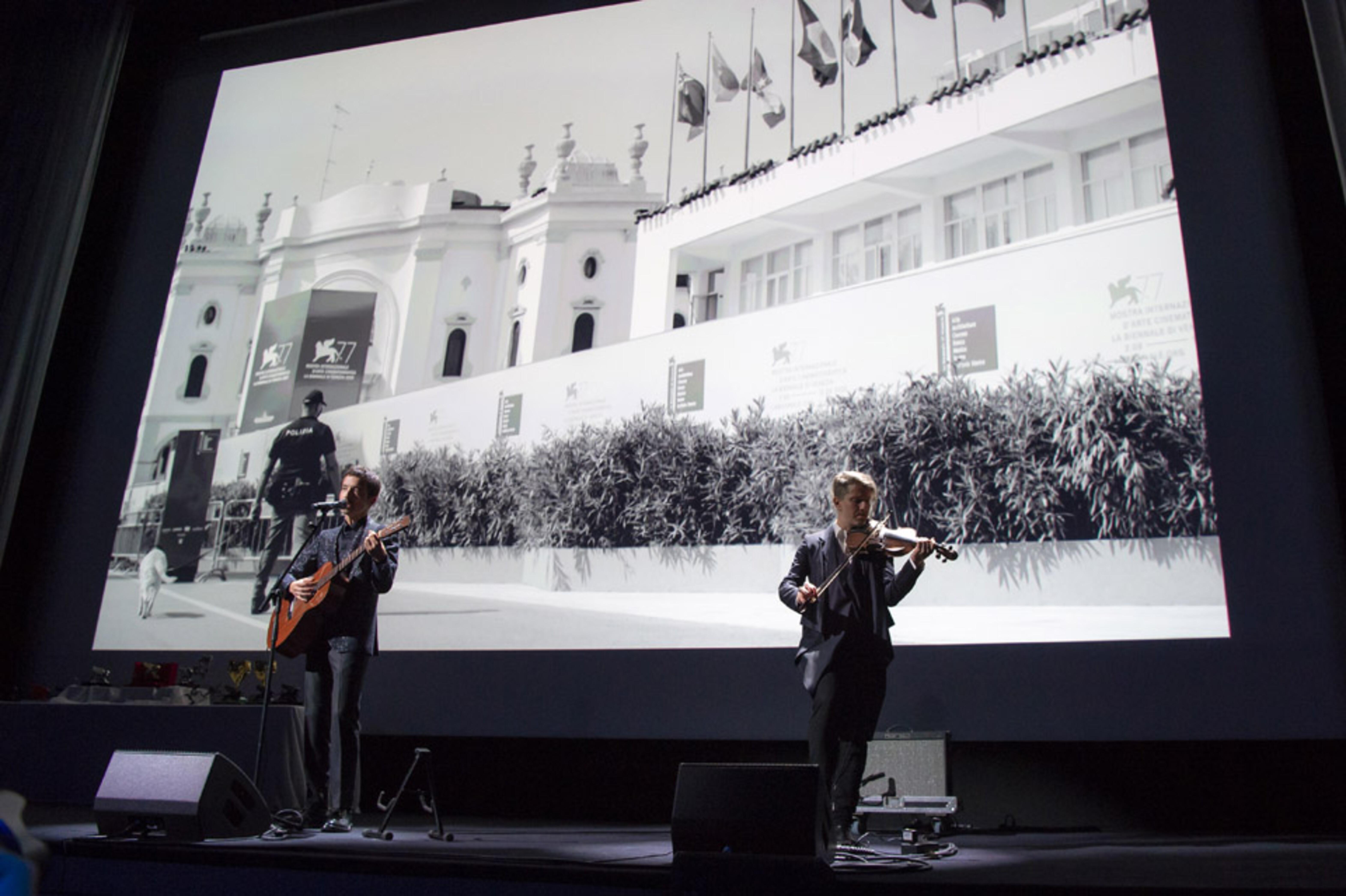 Cerimonia di Chiusura #Venezia77 (12/09/2020)