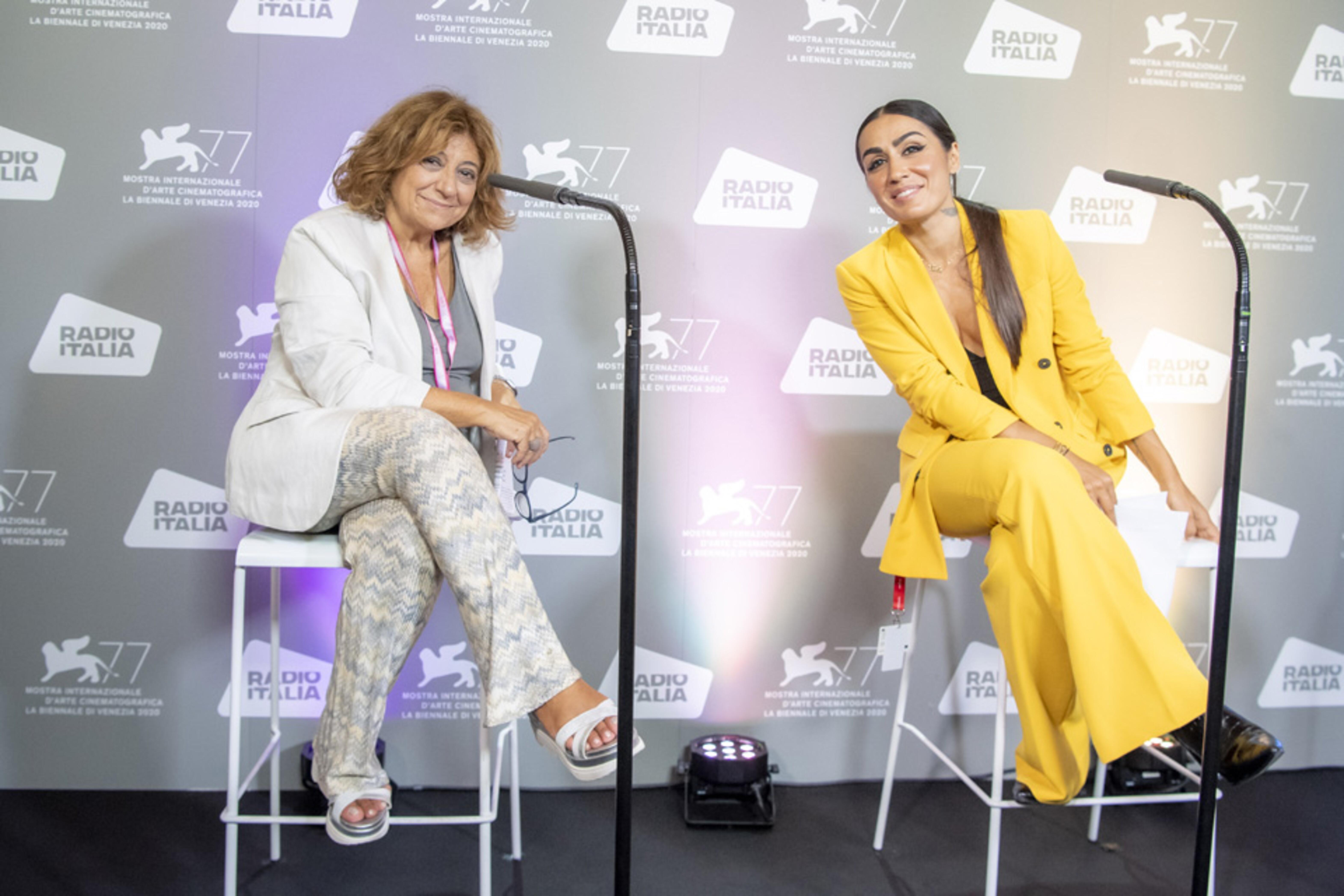 Intervista a Laura Delli Colli #Venezia77 (11/09/2020)