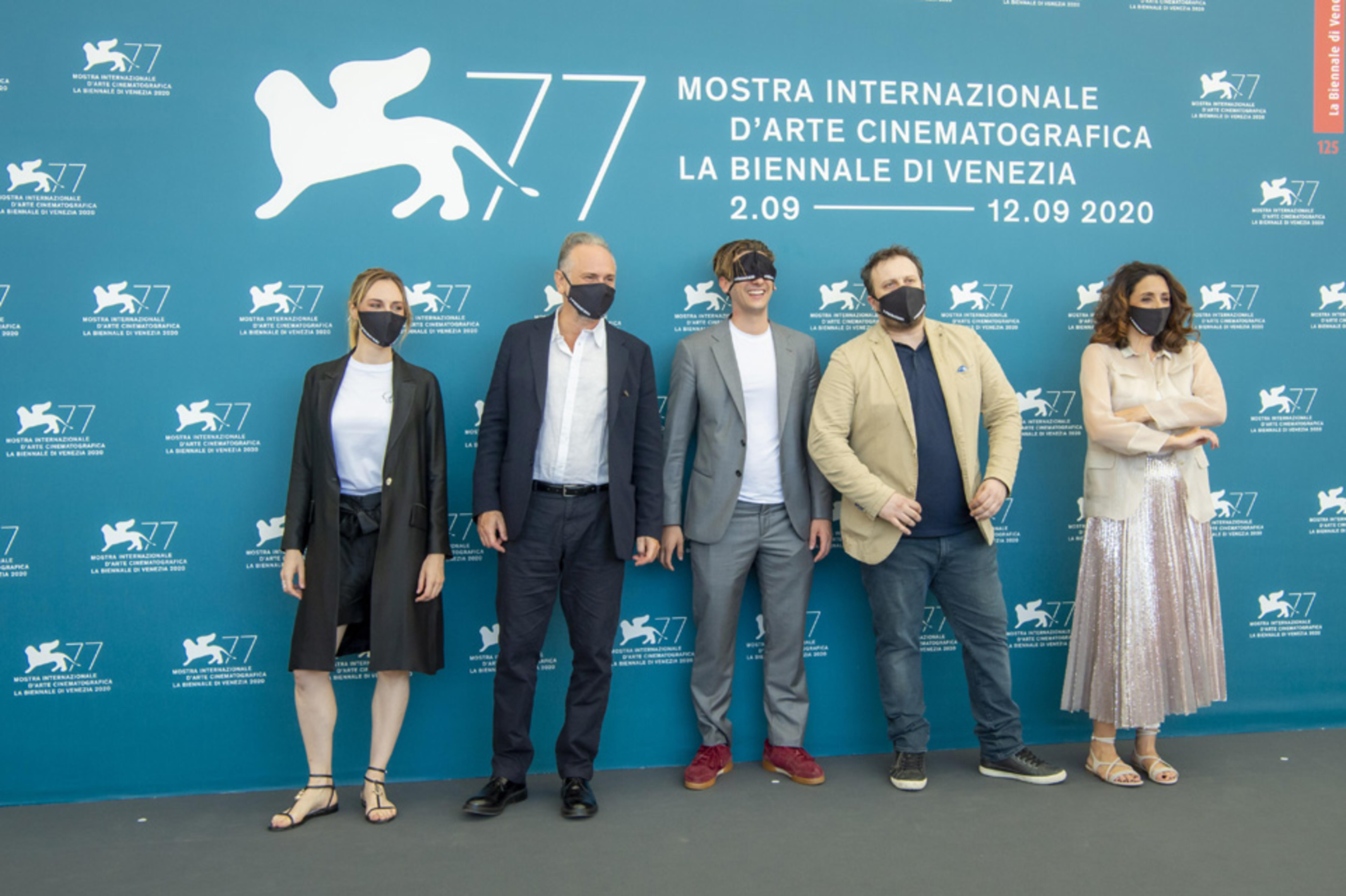 I Predatori #Venezia77 (11/09/2020)