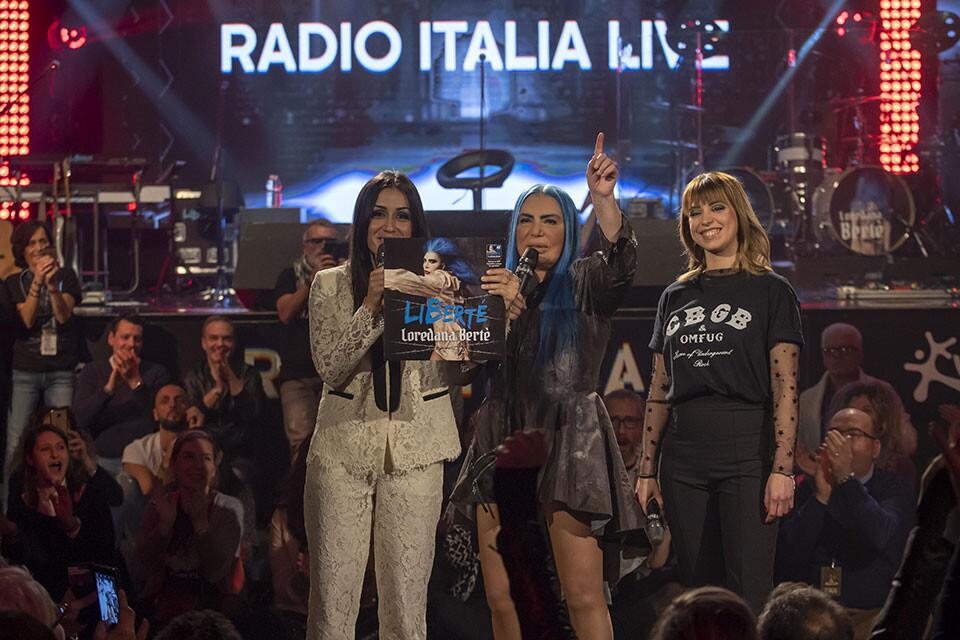 LOREDANA BERTE' A RADIO ITALIA LIVE (11^ stagione)
