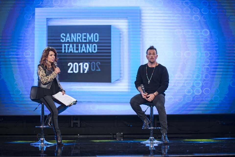 IL SANREMO ITALIANO 2019 CON ENRICO NIGIOTTI