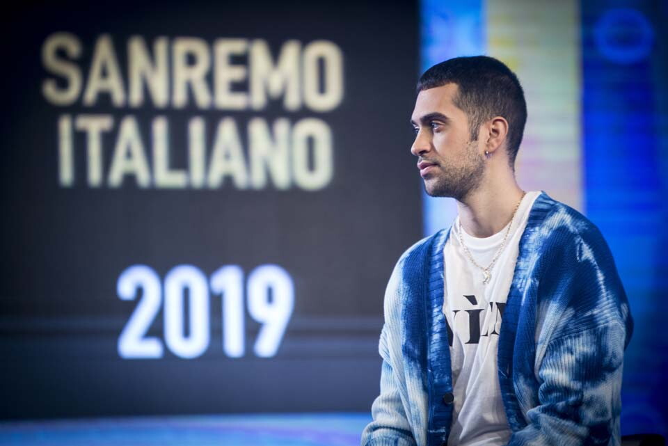 IL SANREMO ITALIANO 2019 CON MAHMOOD