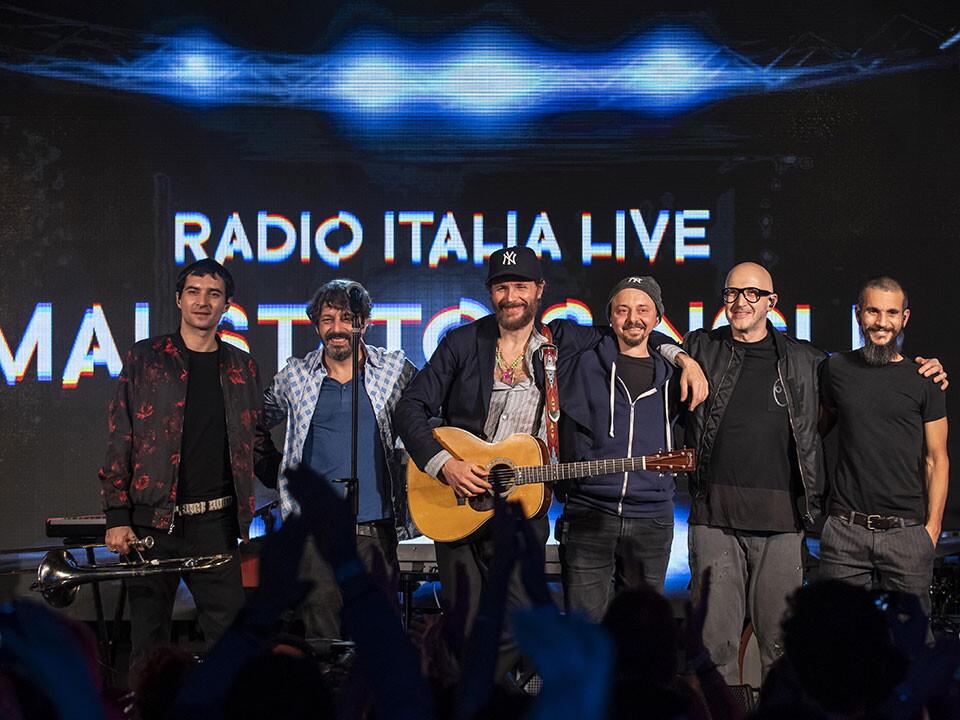 JOVANOTTI A RADIO ITALIA LIVE SPECIALE MAI STATO SINGLE