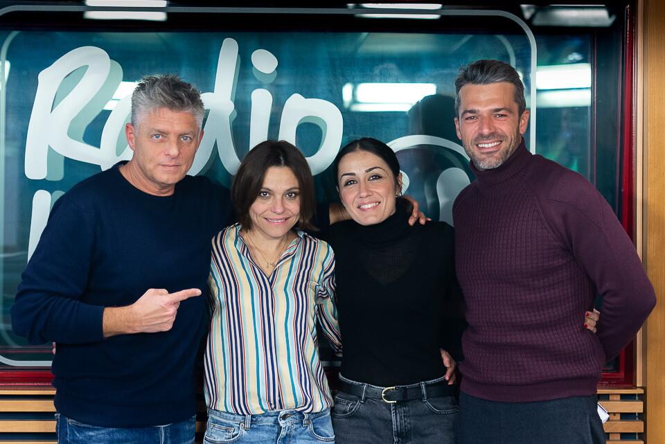 INTERVISTA A LUCA ARGENTERO E ANTONIA TRUPPO