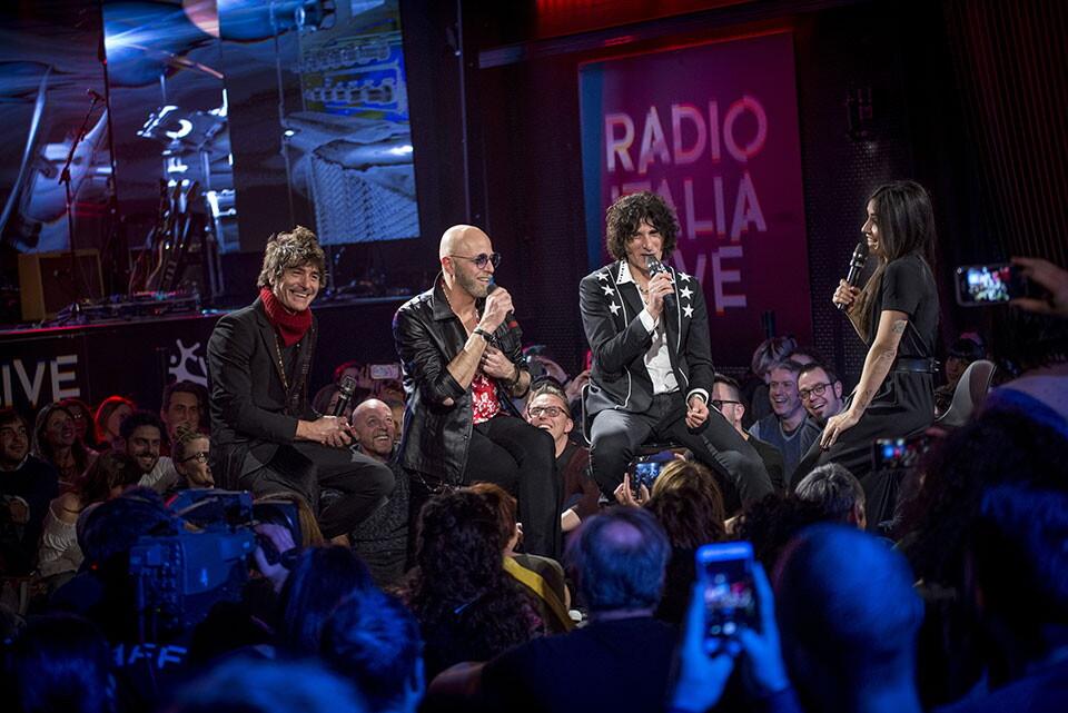NEGRITA A RADIO ITALIA LIVE (11^ stagione)