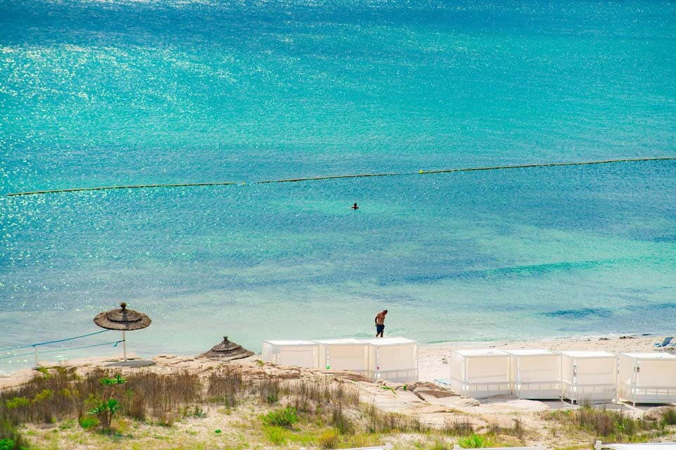 VERACLUB KELIBIA BEACH - TUNISIA