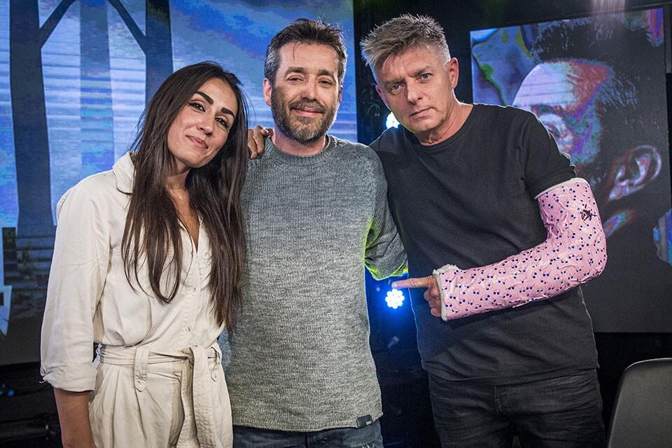 DANIELE SILVESTRI A RADIO ITALIA (08/05/2019)