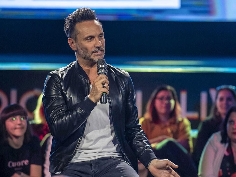 NEK A RADIO ITALIA (16/05/2019)
