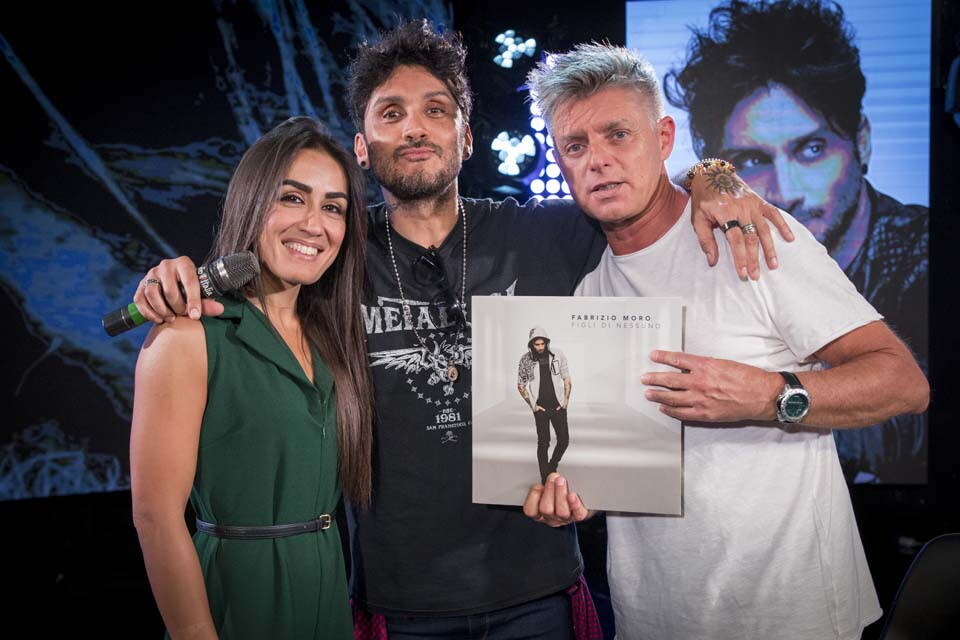 INTERVISTA A FABRIZIO MORO (19/06/2019)