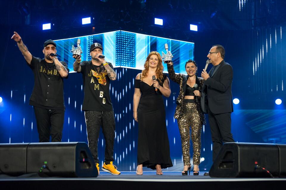 SEAT MUSIC AWARDS 2019 AGAIN