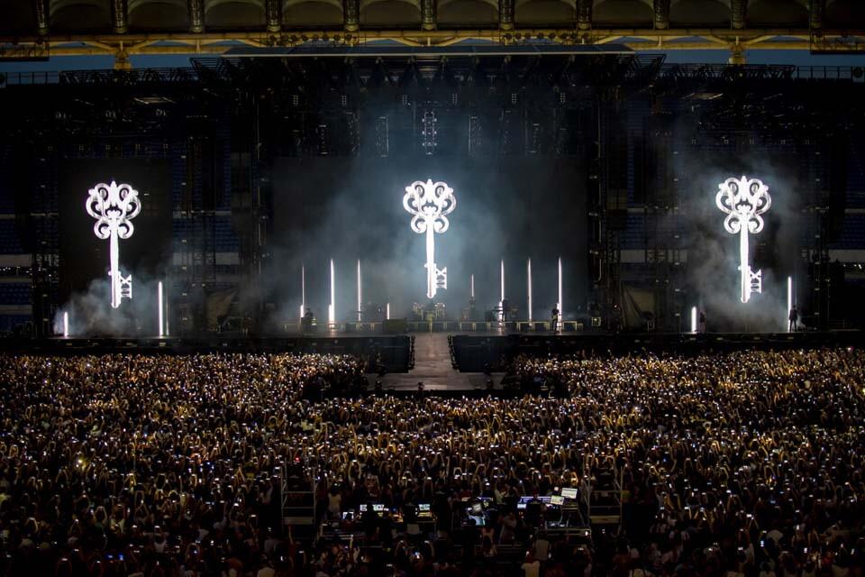 ULTIMO - LA FAVOLA (Roma Stadio Olimpico 04/07/2019)