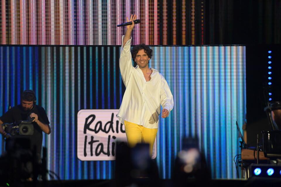 MIKA A RADIO ITALIA LIVE IL CONCERTO 2019 PALERMO