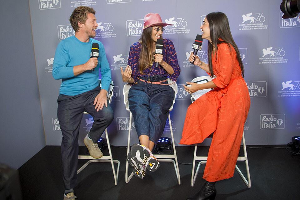 INTERVISTA A NINA ZILLI #Venezia76 (04/09/2019)