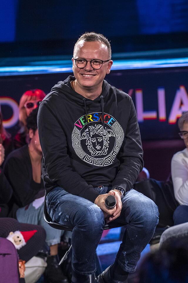 INTERVISTA A GIGI D'ALESSIO (04/11/2019)