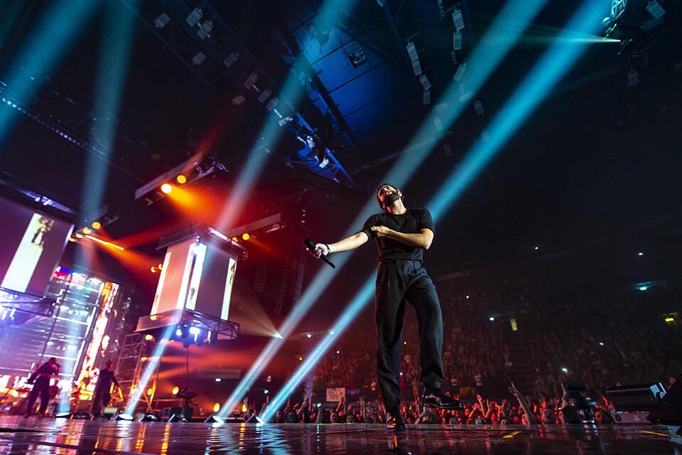 MARCO MENGONI - ATLANTICO TOUR (Milano 08/11/2019)
