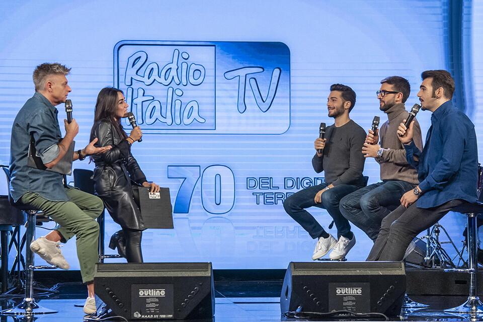INTERVISTA A IL VOLO (12/11/2019)