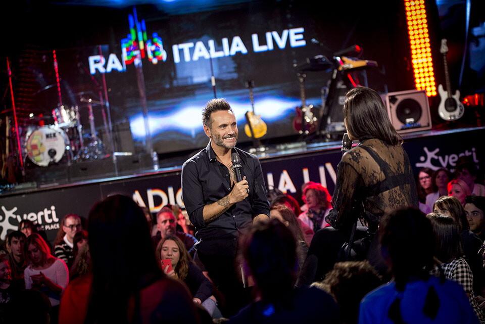NEK A RADIO ITALIA LIVE (12^ Stagione)