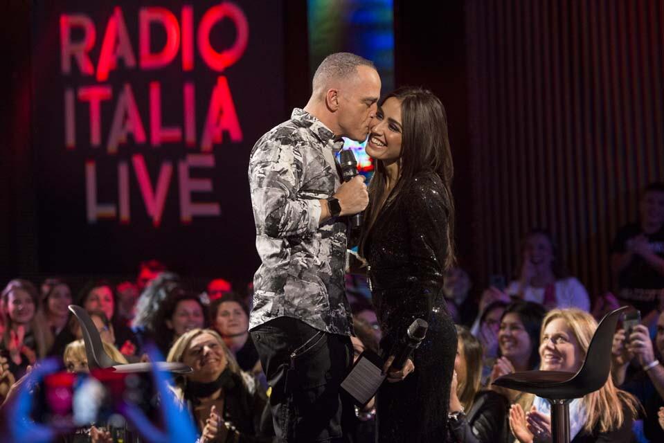 EROS RAMAZZOTTI A RADIO ITALIA LIVE (12^ Stagione)