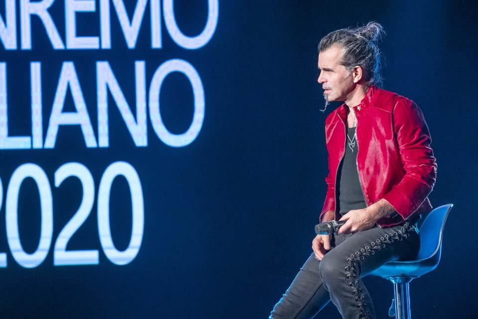 IL SANREMO ITALIANO 2020 CON PIERO PELU'