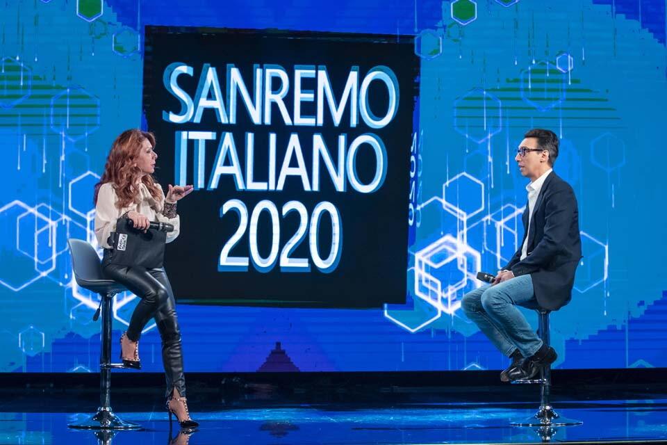 IL SANREMO ITALIANO 2020 CON PAOLO JANNACCI