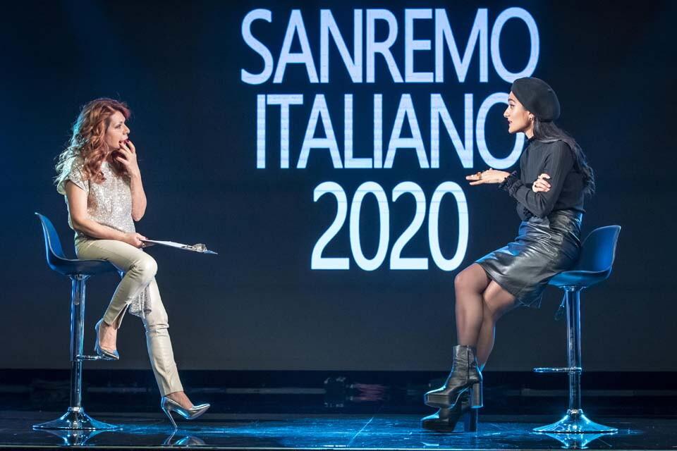 IL SANREMO ITALIANO 2020 CON LEVANTE