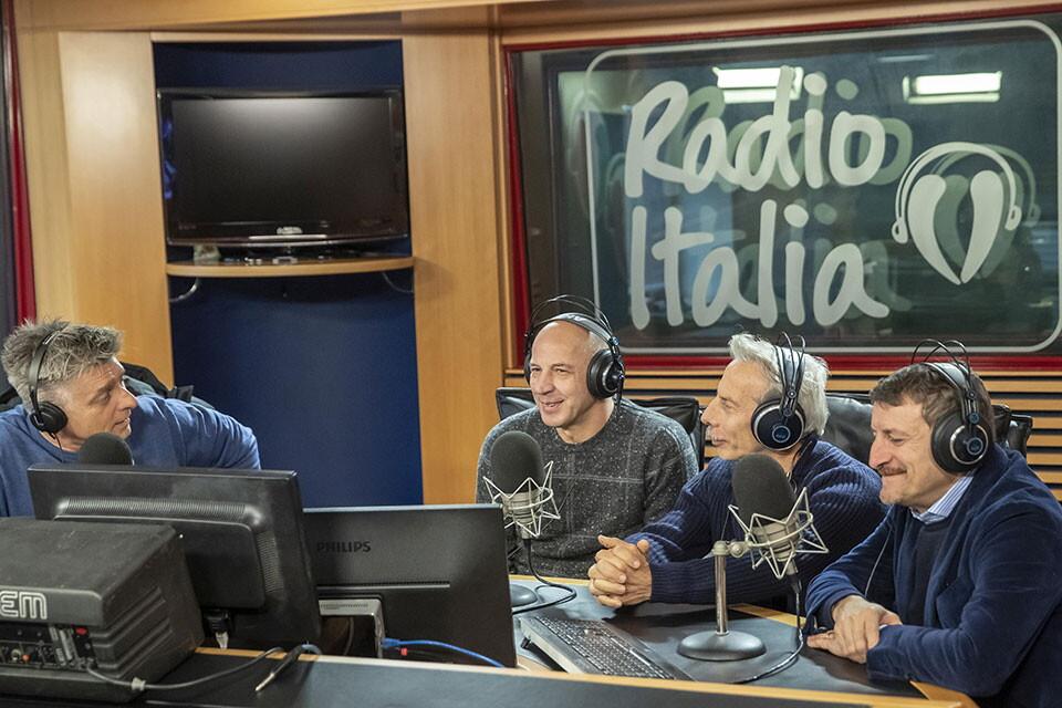 INTERVISTA A ALDO GIOVANNI E GIACOMO (28/01/2020)