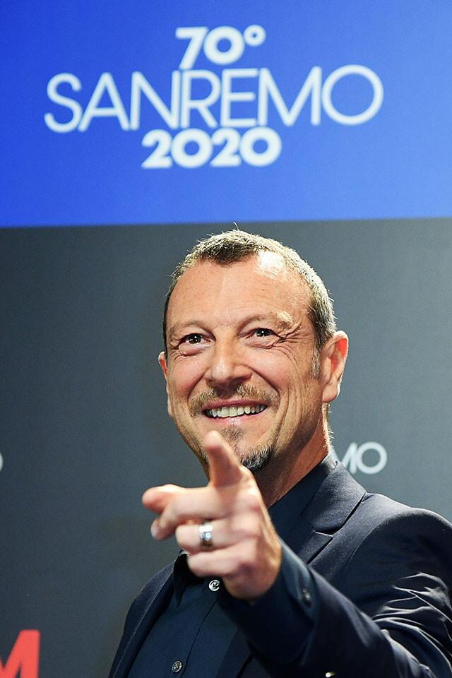 SANREMO 2020 (Conferenza Stampa 03/02/2020)