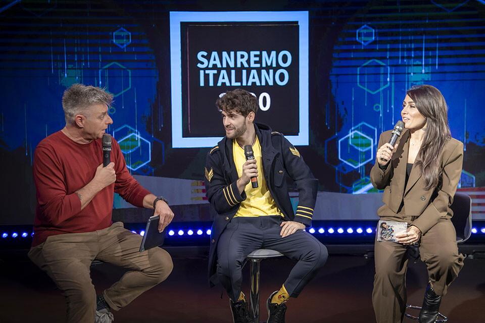 IL SANREMO ITALIANO 2020: 04 Febbraio