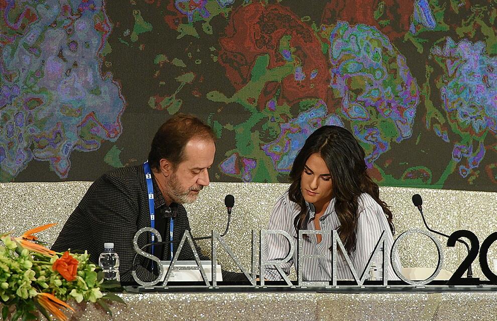 SANREMO 2020 (Conferenza Stampa 07/02/2020)