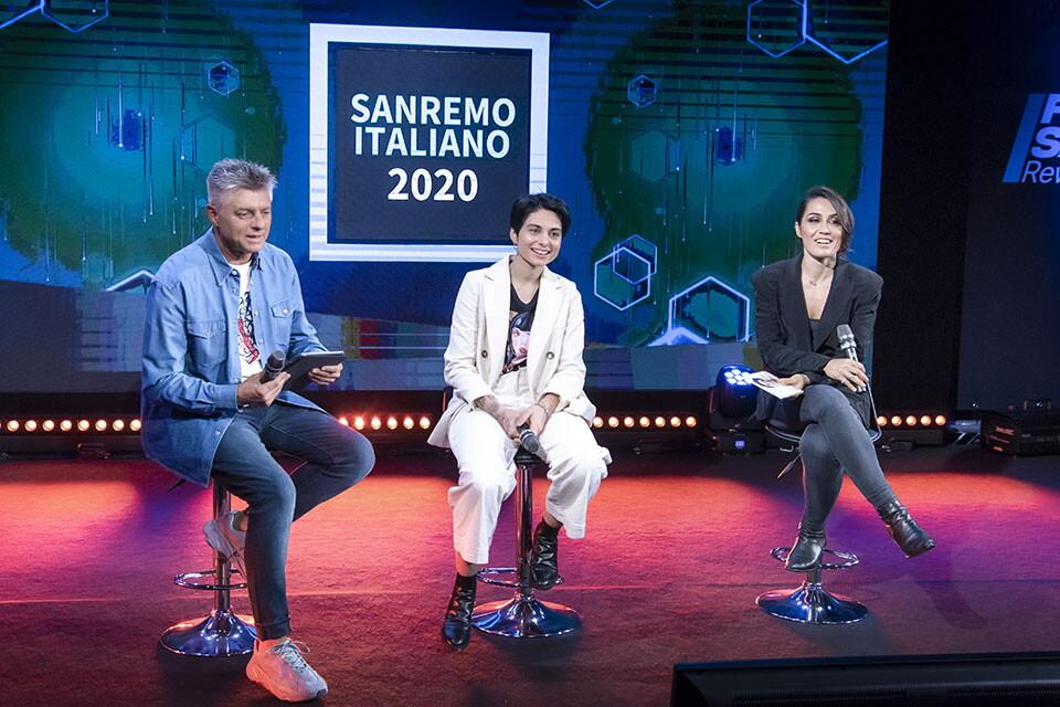 IL SANREMO ITALIANO 2020: 07 Febbraio