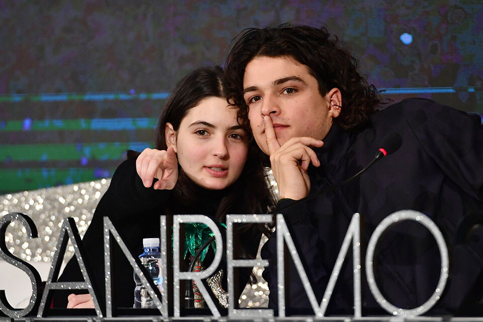 SANREMO 2020 (Conferenza Stampa 08/02/2020)