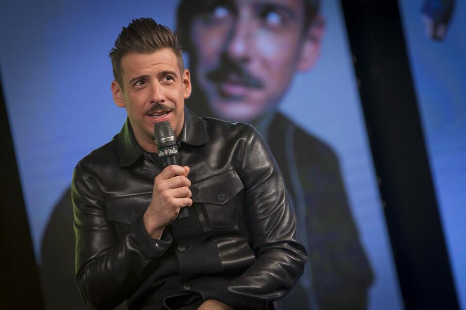 INTERVISTA A FRANCESCO GABBANI (13/02/2020)