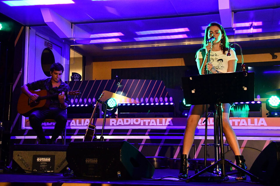 ANNALISA A RADIO ITALIA LIVE ESTATE (VOI Tanka Village)