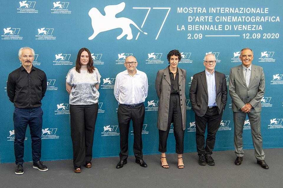 Direttori Festival Europei #Venezia77 (02/09/2020)