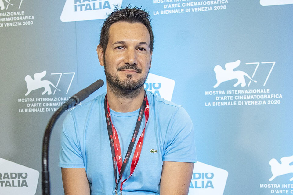 Intervista a Gianluca Arnone - Cinematografo (02/09/2020)