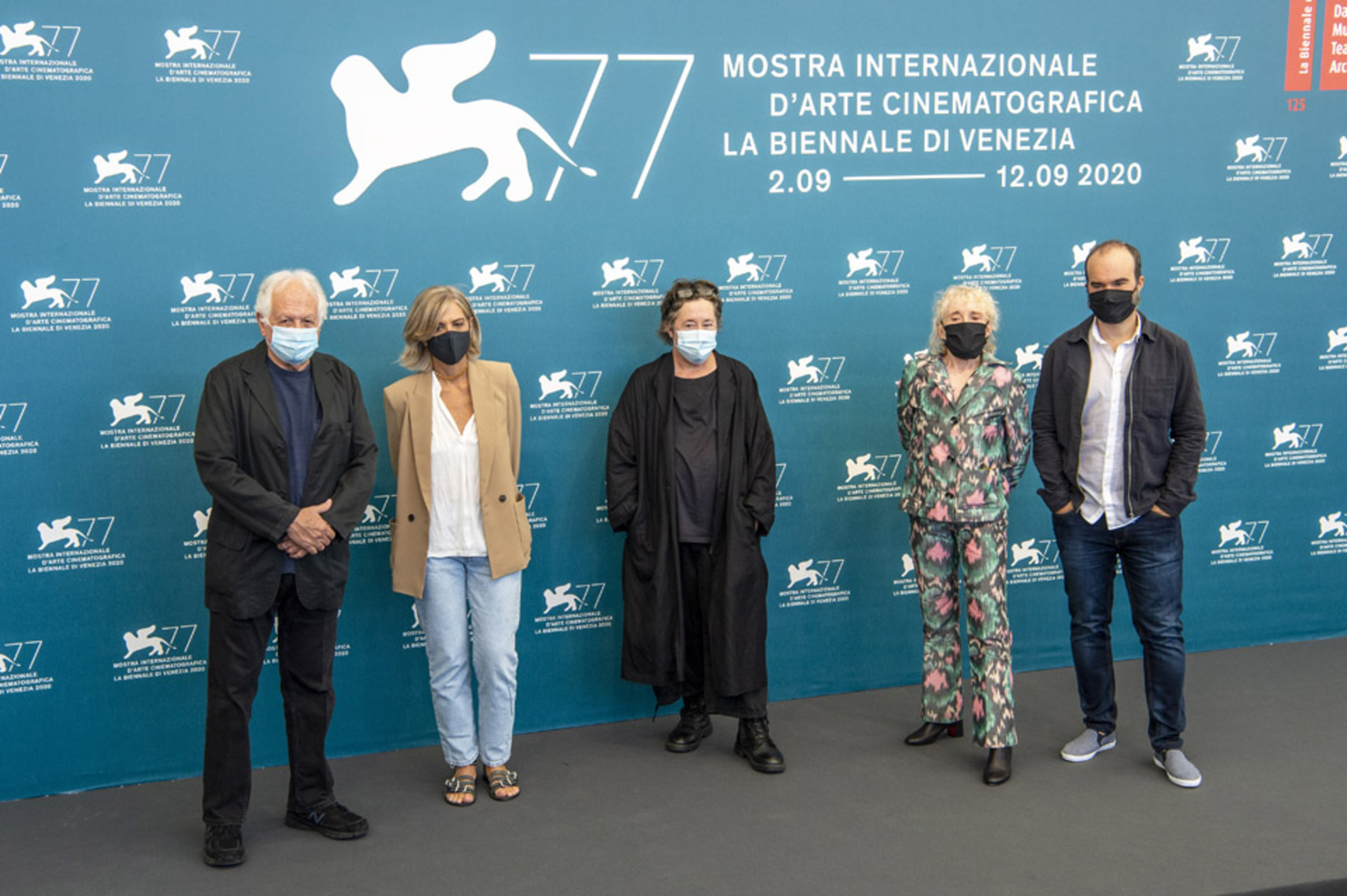 Le Giurie #Venezia77 (02/09/2020)