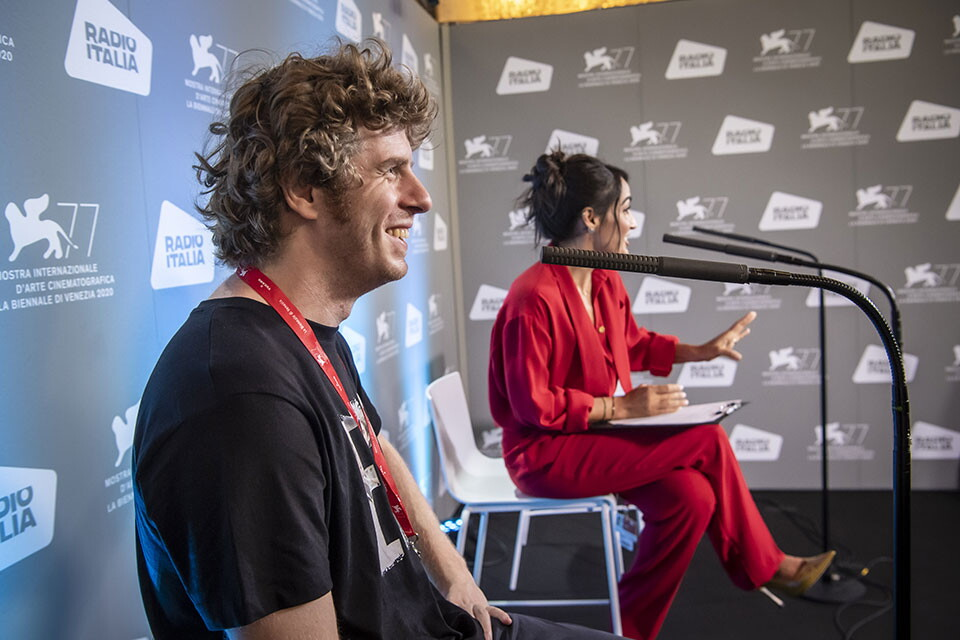 Intervista a Lodo Guenzi #Venezia77 (04/09/2020)