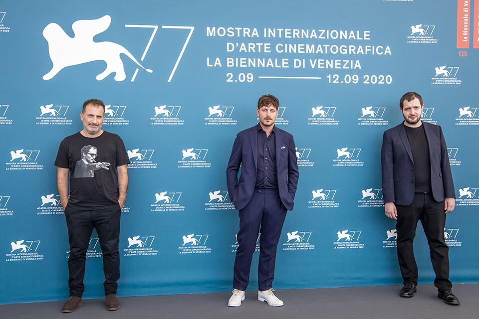 La troisième guerre #Venezia77 (06/09/2020)