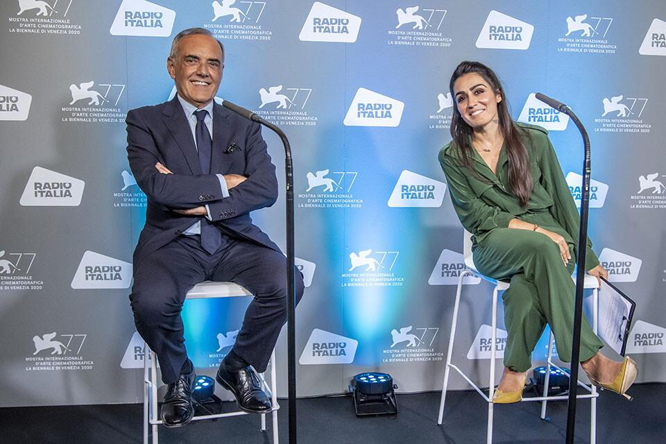 Intervista ad Alberto Barbera #Venezia77 (06/09/2019)