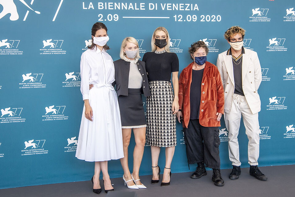 The World to Come #Venezia77 (06/09/2020)