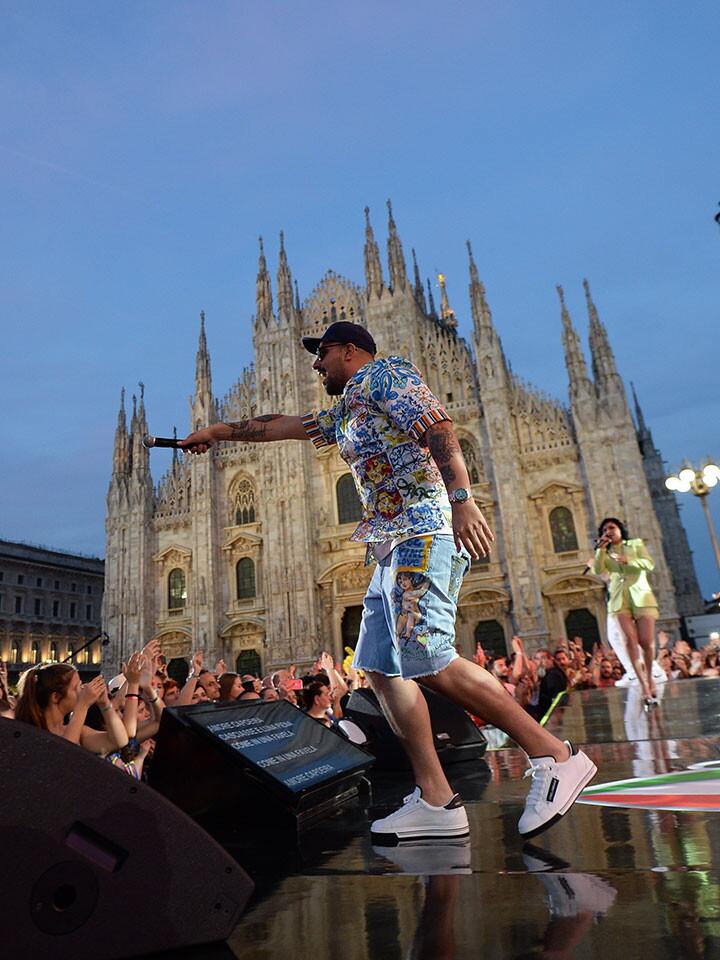 GIUSY FERRERI A RADIO ITALIA LIVE IL CONCERTO 2018