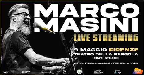 MARCO MASINI LIVE STREAMING